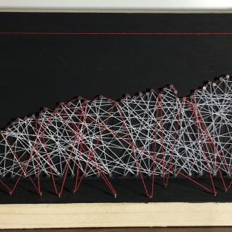 Suitcase Project_DadoSCHAPIRA_2016 - Mt. Cristallo, 35 x 14 cm